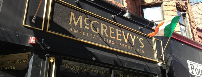 McGreevy's is one of All-time favorites in United States.