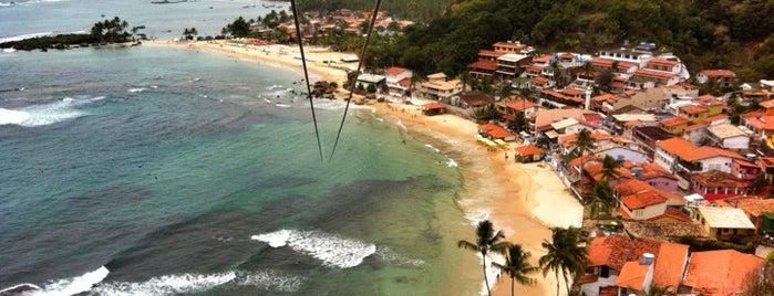 Primeira Praia is one of Cidades - Praias.