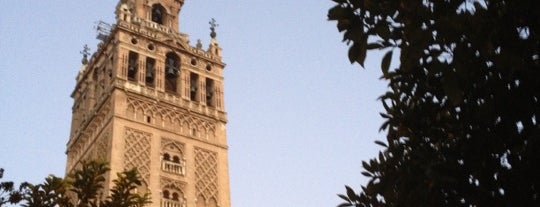 The Giralda is one of Favorite Places Around the World.