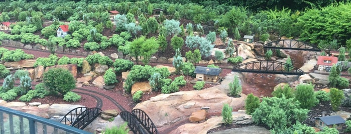 The Romantic Road is one of Epcot World Showcase.