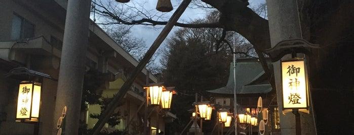 羽咋神社 is one of Hakui 羽咋.