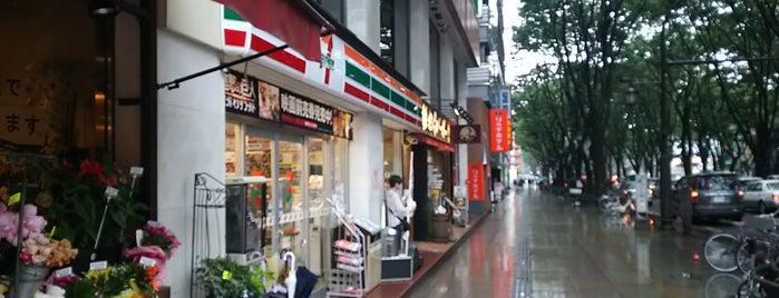セブンイレブン 仙台定禅寺通店 is one of セブンイレブン@宮城.