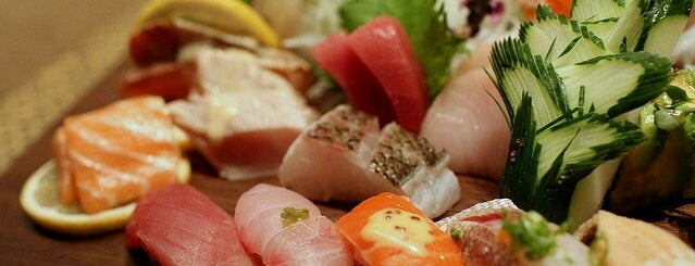 Blue Ribbon Sushi is one of NY To-Do.