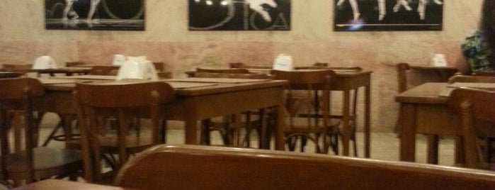 Café do TCA is one of DANIEL.