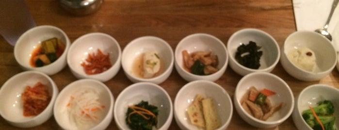 Gang Nam Tofu is one of Top 50 restaurants in LA.