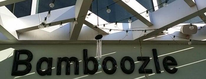Bamboozle Tea Lounge is one of Korean/Vietnamese.