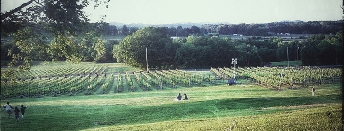 Arrington Vineyards is one of Nash Life.