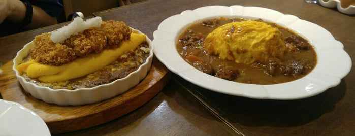 Morihachi Kitchen Tamago 盛八食堂 is one of wanna try next.