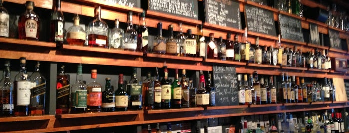 Sycamore Flower Shop + Bar is one of Cocktails & Dreams.