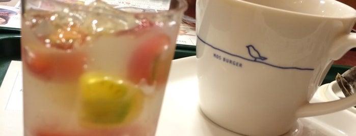 モスバーガー 洗足池店 is one of MOS BURGER in Tokyo.