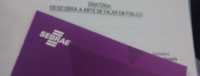 SEBRAE is one of Negócios/ Trabalhos/ Experiência.