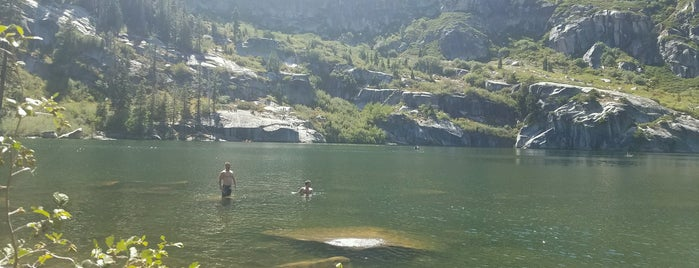 Angora Lakes is one of Personal Favorites.