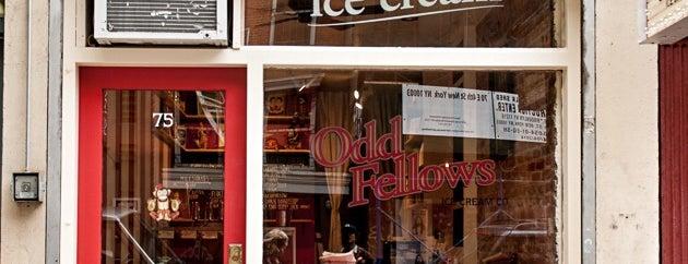 OddFellows Ice Cream - The Sandwich Shop is one of Dessert Spots.