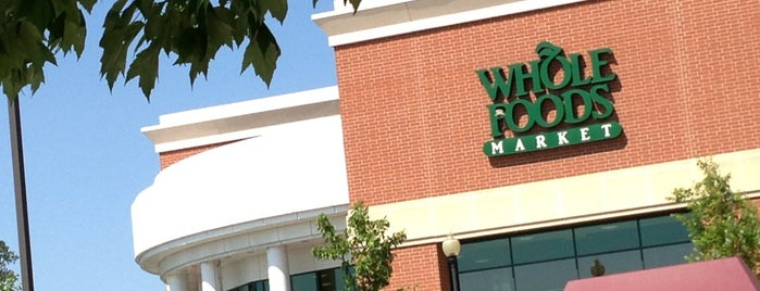 Whole Foods Market is one of Top 10 favorites places in Ann Arbor, MI.