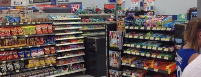 Walmart Supercenter is one of Lancaster.