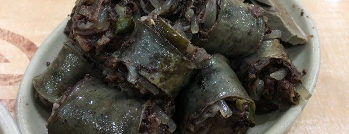 청화집순대 is one of 한국인이 사랑하는 오래된 한식당 100선.