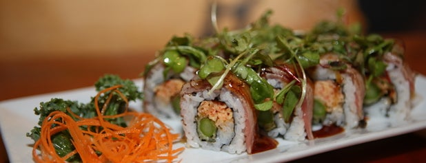 Art of SUSHI is one of Yay food!.