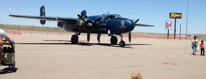 Pueblo Air Museum is one of Colorado Tourism.