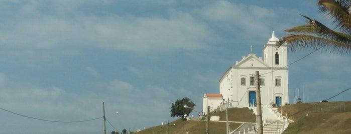 Saquarema is one of Região dos Lagos.