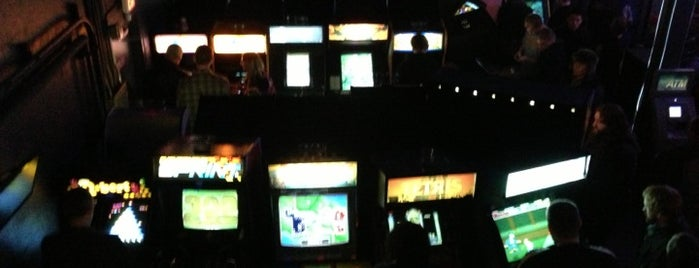Ground Kontrol Classic Arcade is one of Portland.