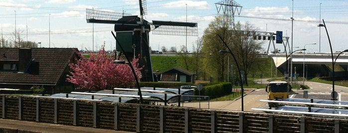 Kortrijkse Molen is one of Dutch Mills - North 1/2.