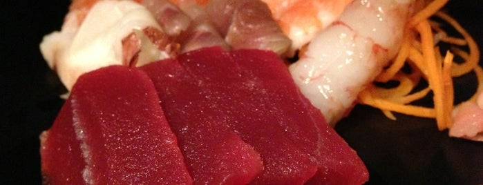 Parco Sushi Sashimi is one of Hotspots & affordable luxury I highly recommend.