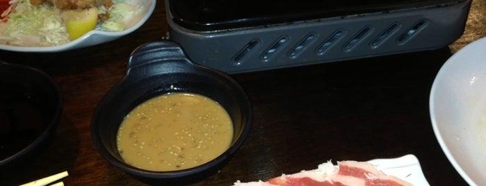 Ichiriki Japanese Nabe Restaurant is one of GU-HI-OR-WA 2012.