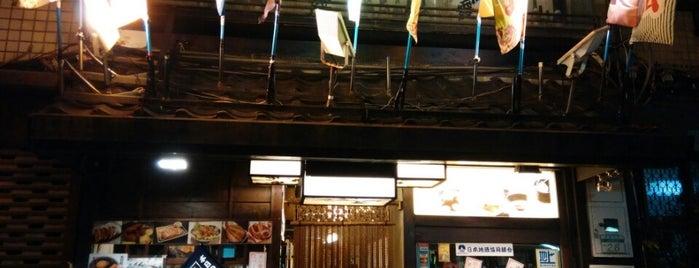 呑兵衛 is one of Favorite Restaurants in Taiwan.