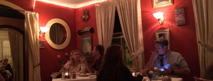 Mamma Luisa's is one of Places to Eat in RI.