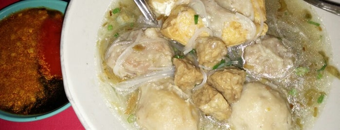 Bakso Solo Kidul Pasar is one of 20 favorite restaurants.