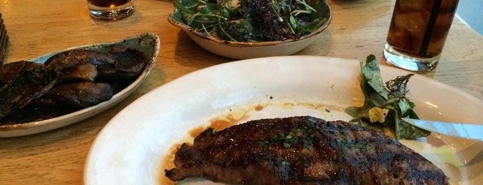 Barbecoa is one of Steak in London.