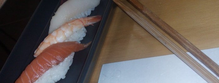 Okami is one of Restaurantes de sushi en Málaga Capital.