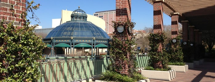 Kleman Plaza is one of Get out and enjoy the fresh air in Tallahassee.