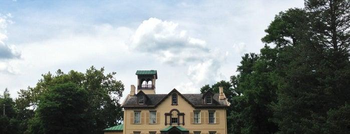 Martin Van Buren National Historic Site is one of National Parks.