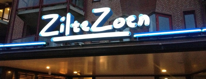 Zilte Zoen is one of Top picks for Restaurants.