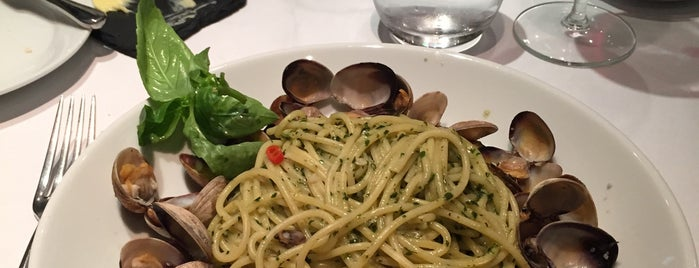 Little Italy is one of Guardian & Observer Restaurant Reviews.