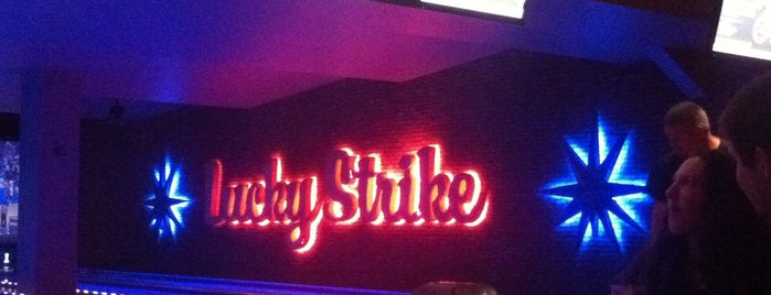 Lucky Strike DC is one of All TIP.
