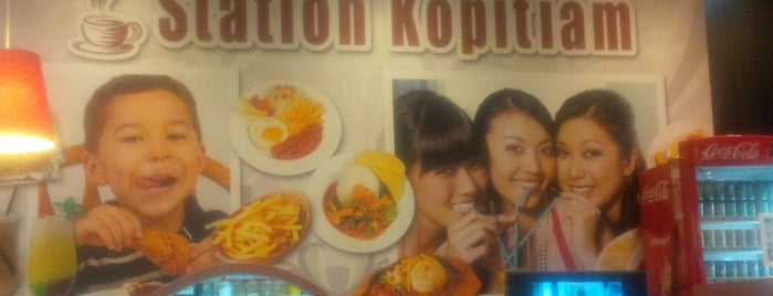 Station Kopitiam is one of enday.