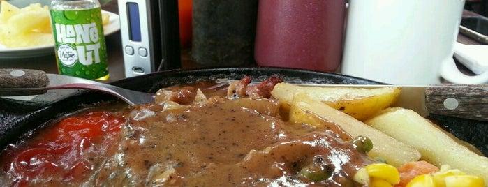 Double Steak is one of Food Spots @Bandung.