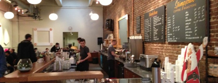 Stumptown Coffee Roasters is one of GU-HI-OR-WA 2012.