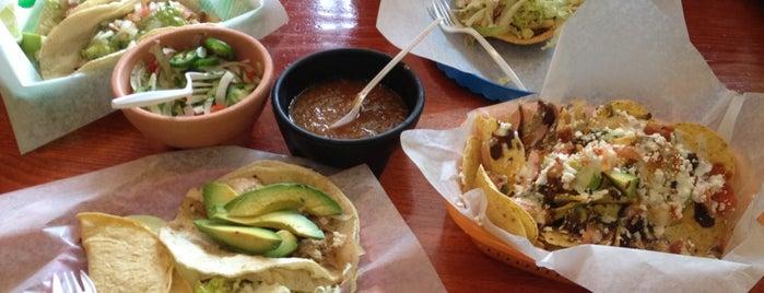 Tacos El Asador is one of I gotta eat here..