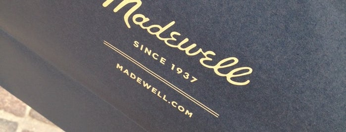 Madewell is one of Guide to Los Angeles's best spots.