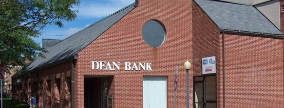 Dean Bank - Main St, Franklin is one of ** my list **.