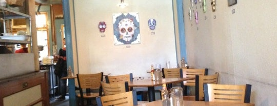 Arleta Library Bakery Cafe is one of DINERS DRIVE-IN & DIVES 3.