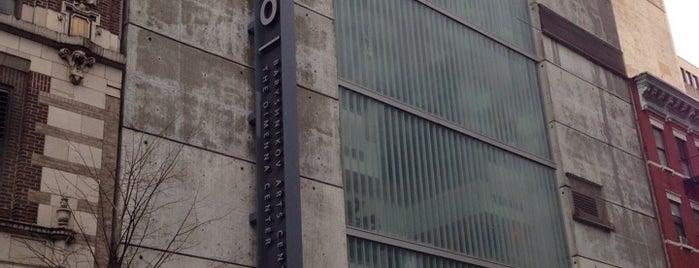 Baryshnikov Arts Center is one of OSL Performance Venues.