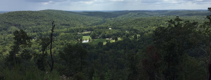 Morrow Mountain State Park is one of North Carolina.
