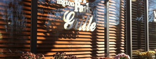 Washington Park Grille is one of Must-visit American Restaurants in Denver.