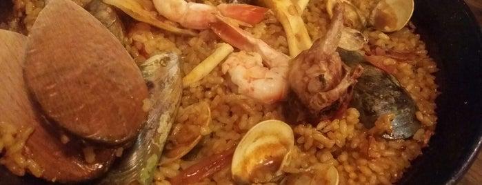 Milagro Gastronomia Española is one of Ann's tips.