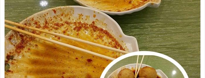 港饮港食 is one of Ann's tips.