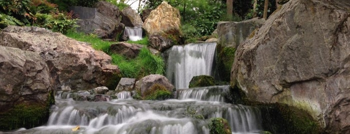 Kyoto Garden is one of London.